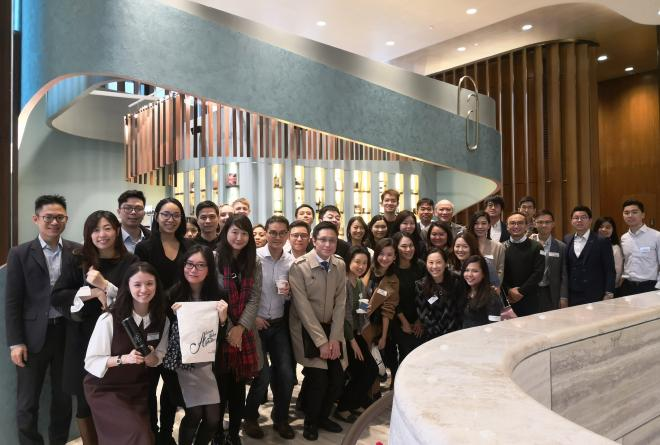 Alumni Lunch Series 2018 – Monthly Get-togethers around Hong Kong