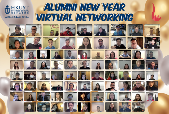 Alumni New Year Virtual Networking 2021